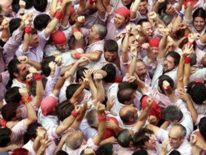 Liderem un cop més la revolució castellera.