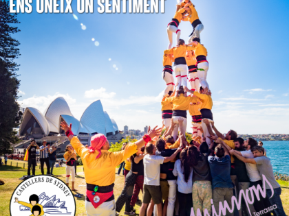 Apadrinem els Castellers de Sydney